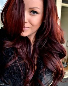Deep reddish brown