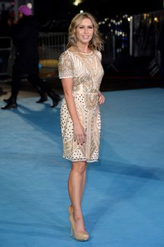 Brooke Kinsella at the Eddie The Eagle European Premiere @ Odeon Leicester Square, London (17 March, 2016)