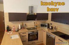 Drevená kuchyňa - BMV Kuchyne