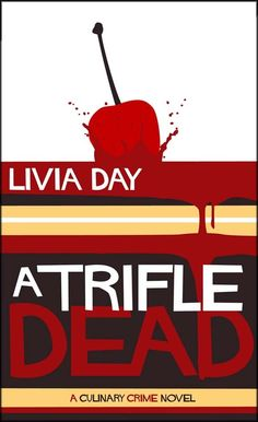 New cover for A Trifle Dead, coming from Twelfth Planet Press in March 2013. Eeeeee nearly here!