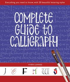 Giveaway Time! Want to try #Calligraphy? Or maybe you just want to brush up your existing skills. Then head over to the blog where you can enter for a chance to win the 'Complete Guide to Calligraphy' http://art-of-crafts.net/2015/09/06/giveaway-complete-guide-to-calligraphy/