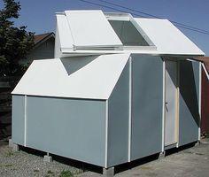 roll-around roof observatory