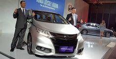 Spesifikasi dan Harga Honda Odyssey 2017 Indonesia