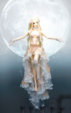 Chloe Elf (Moon Light) by Doll Fairyland