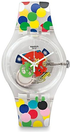 Watch Swatch New Gent SUOZ213 SPOT THE DOT Limited Special Edition Alessandro Mendini Swatch http://www.amazon.co.uk/dp/B01C05NFGI/ref=cm_sw_r_pi_dp_rV6exb0QZ01CC