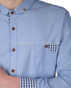 Formal Dresses For Men, Formal Shirts For Men, Casual Shirts, Muslim Men Clothing, Shirt Dress Pattern, Shirt Patterns, Mens Shalwar Kameez, African Wear Styles For Men, Shirt Collar Styles