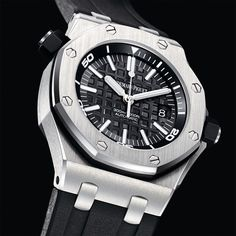 Audemars Piguet Royal Oak Offshore Diver Automatique  @DestinationMars