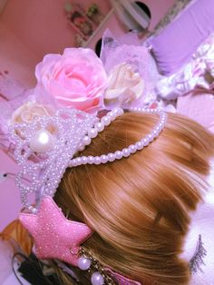 ✧ Hime-style Lolita Headdress DIY Tutorial! ✧