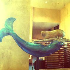Mermaids on Parade at the Sheraton Hotel
