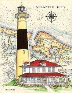 Absecon Inlet Lighthouse (Donna Elias)