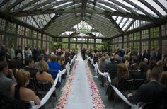Ceremony at The Royal Park Hotel