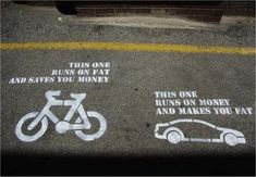 Endless Velo Love: Bicycle vs Car: Potential Earning Power Discussion