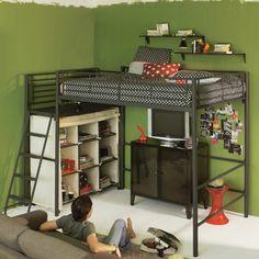 lit mezzanine extraordinaire contamporain pas cher adult chambre à coucher