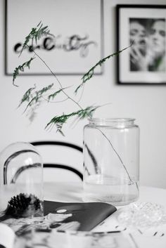 glas & flower