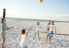 30 Fun Beach Activities for this Summer