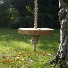 Why not enjoy your garden whilst having a leisurely #swing. It can be personalised just for you and for your family!