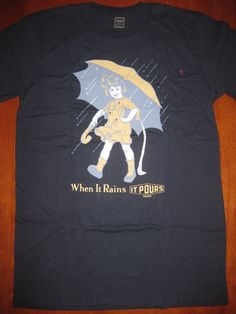 Freshjive - When It Rains It Pours - Navy · StreetWearAddicts ...