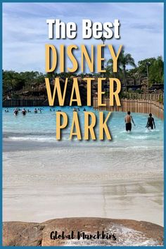 Disney World is known for their 4 amazing theme parks, but often forgotten is two incredible water parks that are a part of Disney World. Often times on our trip we find that we only have time to visit one of the two Disney water parks which lead to the battle of which water park is better. The Typhoon Lagoon vs Blizzard Beach battle. So, if you are in the same dilemma here are some of our best tips and recommendations to help you decide which park to visit. Disney On A Budget, Disney World Vacation Planning, Disney World Trip, Disney World Resorts, Trip Planning, Family Vacations, Disney Vacations, Disney Trips, Family Travel