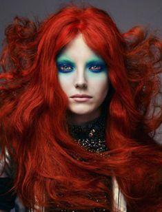 Hype Magazine #4 Fall 2011 -Witchcraft - Model: Yulia Petrova - Photography: Lado Alexi