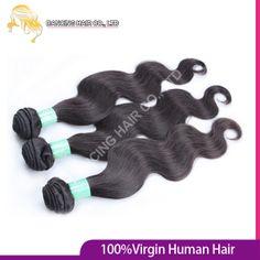 Cheap Brazilian Body Wave Bundles 3pcs/lot One Piece 100g 1b Raw Unprocessed Human Hair Extension Queen Beauty Mocha Virgin Hair $67.49 - 227.99