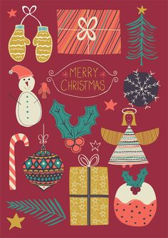 10 Best iphone 6 Plus Christmas Wallpaper Christmas Images, Christmas Design, Christmas Art, Winter Christmas, Vintage Christmas, Christmas Decorations, Beautiful Christmas, Nouvel An, Christmas Illustration