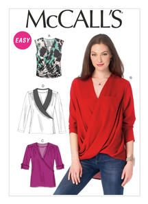 Tops | McCall's Patterns