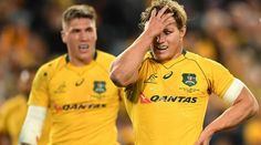 """Australian rugby legend Michael Lynagh has launched a scathing attack on the Wallabies in the wake of their thumping at the hands of New Zealand, saying skills are """"non-existent"""". Michael Hooper, The Sydney Morning Herald, Rugby Players, Referee, Polo Ralph Lauren, Product Launch, Savages, Grey, Sports"""