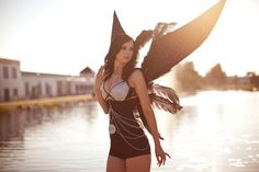 Kollektion 2012 Black-Premium-Wing model: J. Warmer photo: K. Wagner