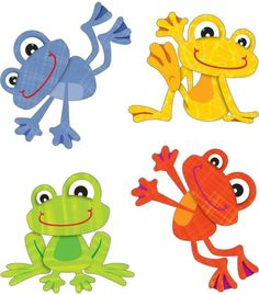These non-toxic temporary tattoos are a fun and exciting way for students to express their creativity and individuality! Ideal for prizes in games and activities. Includes 6 sheets for a total of 24 tattoos. Frog Pictures, Cute Pictures, Frog Drawing, Frog Tattoos, Frog Theme, Motifs Animal, Carson Dellosa, Frog Art, Cute Frogs