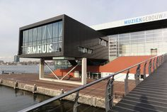 If you love jazz, no trip to Amsterdam is complete without visiting the Bimhuis