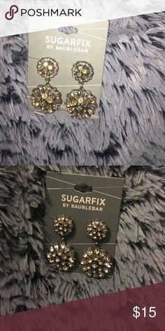 🇺🇸Earrings Dangle earrings, never taken out of packaging! Jewelry Earrings