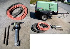 Where to rent COMPRESSOR, AIR 185 W HAMMER PKG in South Bend IN, Niles MI, Elkhart, Mishawaka