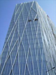 Diagonal zero zero  by Ariño Duglass as Architects