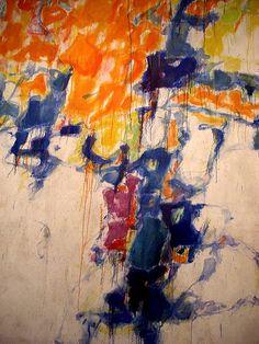 Sam Francis: Basel Mural I (1956-58) by flickrman123, via Flickr