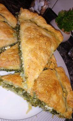 Lamb Recipes, Greek Recipes, New Recipes, Avocado Egg Rolls, Appetizer Recipes, Appetizers, Cheese Pies, Spanakopita, Food Cravings