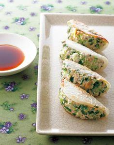 ボリューム肉ぎょうざ | レシピ | ダイエット、レシピ、運動のことならフィッテ | FYTTE