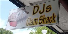 DJ's Clam Shack (Key West, Fl) Diners, Drive-Ins & Dives