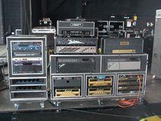 Neal Schon (Journey) guitar rig.