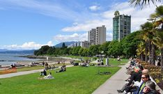 The textbook urban village: Vancouver's West End Vancouver City, Vancouver British Columbia, Urban Village, Dream City, West End, Samba, Quebec, Montreal, Ontario