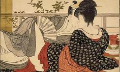 Erotic bliss shared by all at Shunga: Sex and Pleasure in Japanese Art
