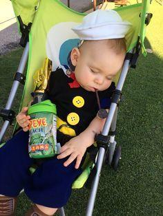 Popeye needs naps too!