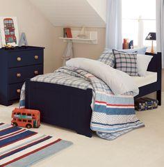 Children's Solid Wood Beds and Furniture Single Bedroom, Blue Bedroom, Girls Bedroom, Childrens Bedroom Furniture, Bedroom Furniture Sets, Bedroom Ideas, Bed Ideas, Bedroom Inspiration, Design Inspiration