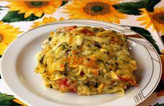 Lasagne al forno con verdure e taleggio, ricetta piatto unico