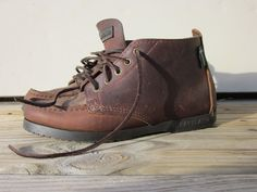 vintage 90s EASTLAND LEATHER ANKLE BOOTS size 9 | 90, Leather ...