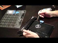 iPad Air Cracked Screen Repair - YouTube