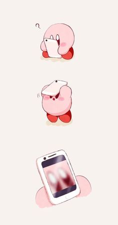 Kirby Memes 717198309396565852 - Kirby doesn't know how to take a picture! : Kirby Source by laurnsc Nintendo Characters, Cute Characters, Chibi, Kirby Character, Character Design, Video Game Nintendo, Kirby Nintendo, Animes Wallpapers, Cute Wallpapers
