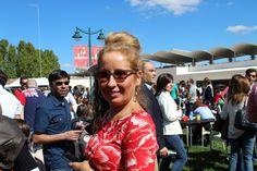Flippan'Sun deslumbraron en el evento Los Domingos al Hipódromo