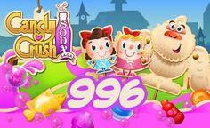 Candy Crush Soda Saga Level 996