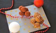 Truffes chocolat praslines yuzu