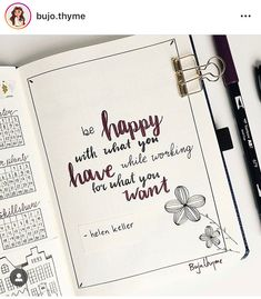 Put your favourite quote in the front of ure bullet journal that way you get to see it every time Bullet Journal Beginning, Bullet Journal First Page, Bullet Journal For Beginners, Bullet Journal Cover Ideas, Bullet Journal Quotes, Bullet Journal Lettering Ideas, Bullet Journal How To Start A, Bullet Journal Notebook, Bullet Journal Inspo